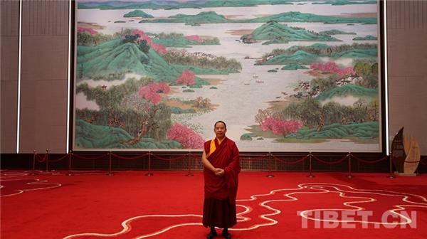 班禅:铸牢中华民族共同体意识 不断提升宗教中国化水平6.jpg