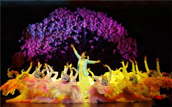 音乐剧《达玛花开》绽放黄河之滨 唱响时代颂歌1.jpg