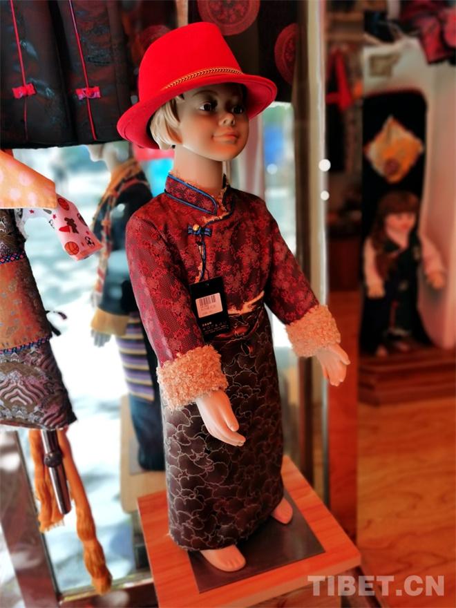 特色鲜明的藏式童装 传统也时尚11.jpg