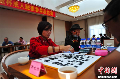 贝博ballbet体育官网第二批25位传统藏棋段位棋手在拉萨产生2.jpg