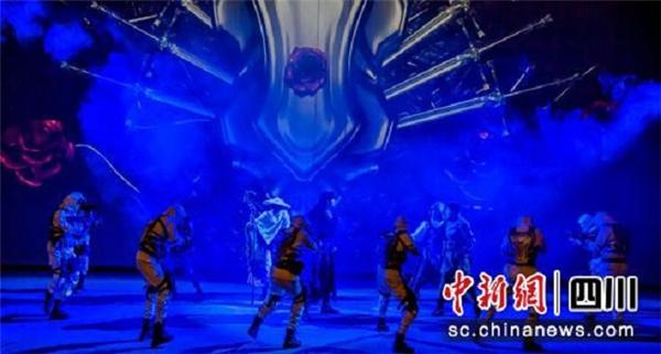 全国首台藏地大型浸没式冒险秀《亚丁·藏地密码》将于6月首演2.jpg