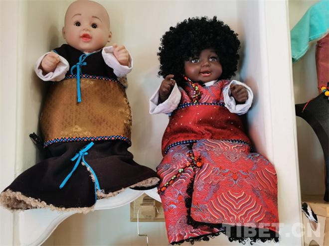 特色鲜明的藏式童装 传统也时尚3.jpg