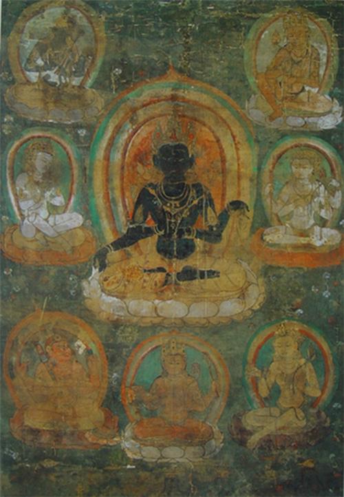 """敦煌博物馆与""""劫后余生""""的藏文遗书5.jpg"""