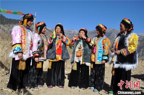 藏学专家研讨保护传承甘肃迭部藏族传统非遗文化4.jpg