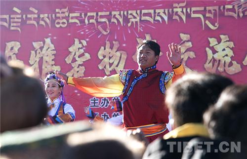 第39届雅砻物交会开幕,西藏山南人开启买买买模式1.jpg