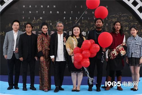 万玛才旦《气球》荣获第二届海南岛电影节两项大奖