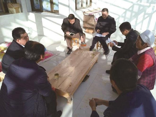 高凯:文学的光照——中国作协临潭扶贫记
