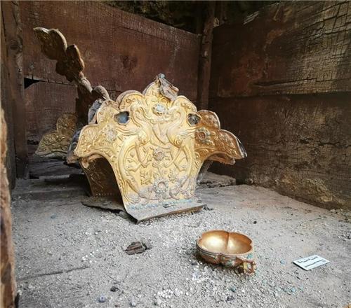 青海泉沟吐蕃时期壁画墓入选全国十大考古新发现2.jpg