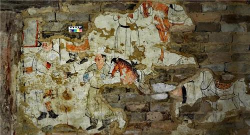 青海泉沟吐蕃时期壁画墓入选全国十大考古新发现3.jpg