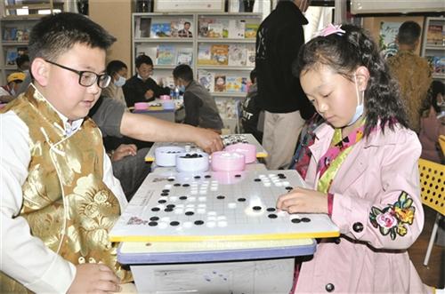 西藏自治区2020少儿藏棋春季段级位赛在拉萨举行