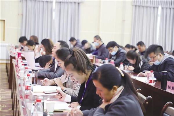 第五届西藏高校辅导员素质能力大赛开赛