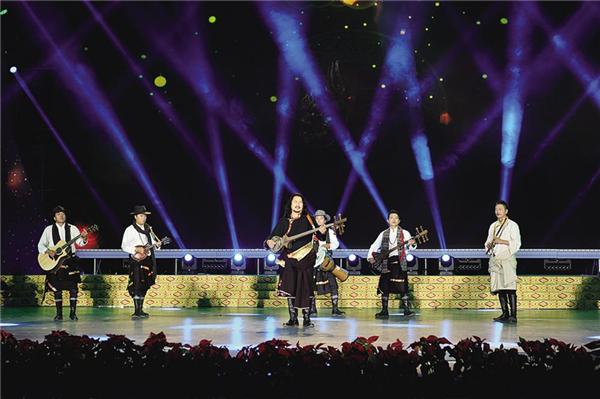 青海第七届扎木念弹唱大赛:藏族原生态音乐的盛宴