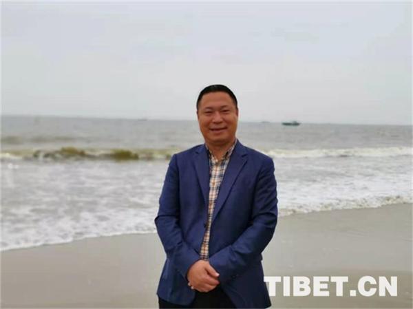 雪域诗心 海可鉴之 西藏诗人陈人杰诗歌荣获特等奖