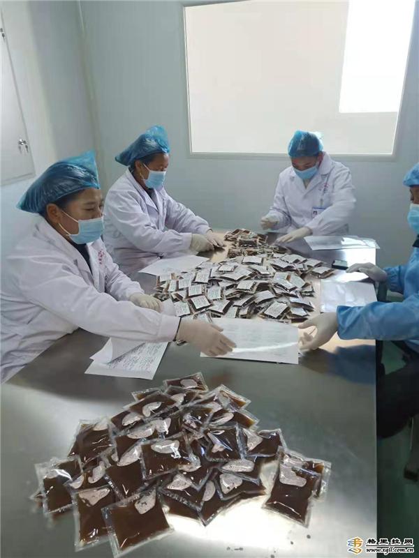 安全生产 云南迪庆州藏医院依法规范生产藏药