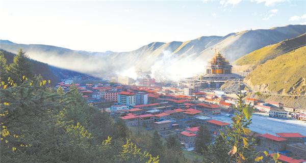 四川省壤塘县成功创建首个4A级旅游景区