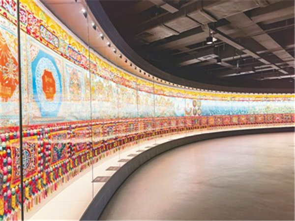 青海藏医药文化博物馆:高原上的文化宝藏