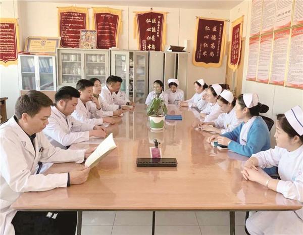 """青海省藏医院:藏医特色疗法 守护患者""""心""""健康"""