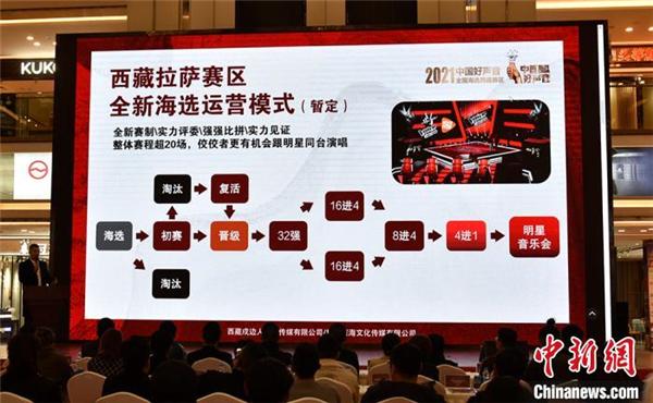 《中国好声音》全国海选西藏拉萨赛区全面启动
