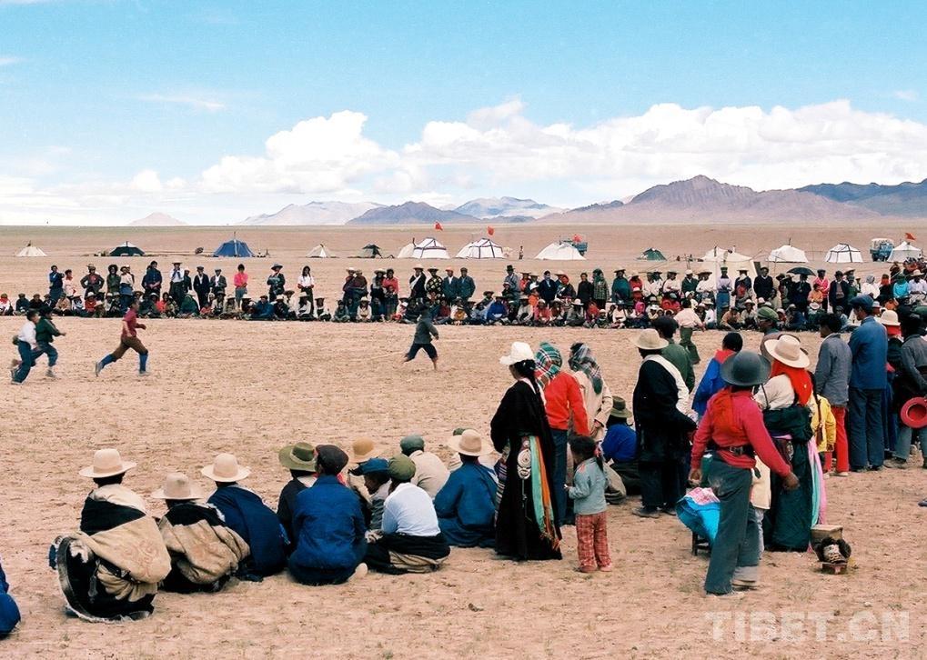 我心中的歌:藏北草原赛马会