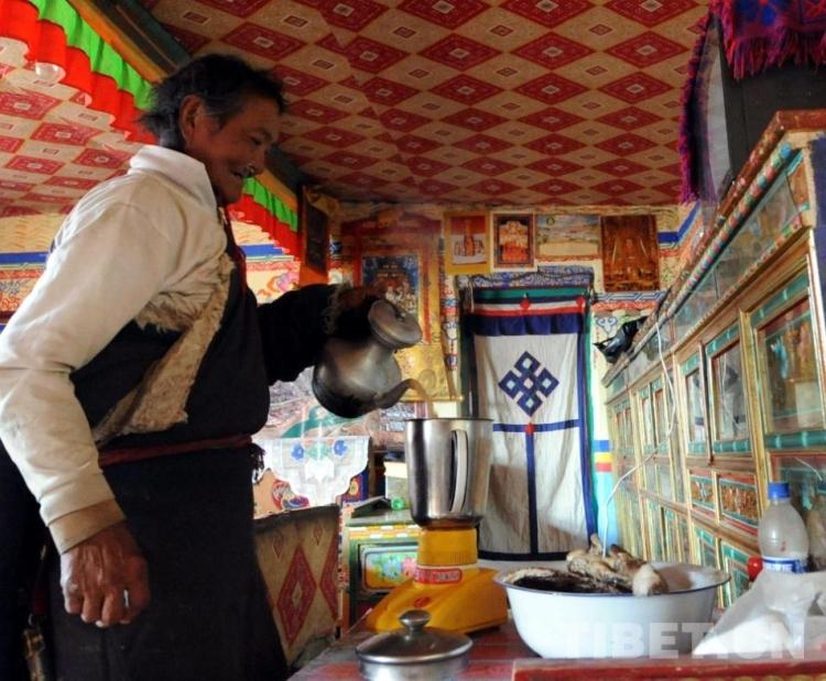 寻味藏北,丰富的饮茶文化