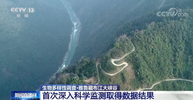 探秘地球秘境雅鲁藏布江大峡谷