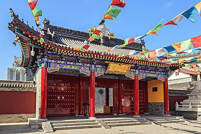 西安广仁寺的皇家寺院历史价值及其达喇嘛制度考略