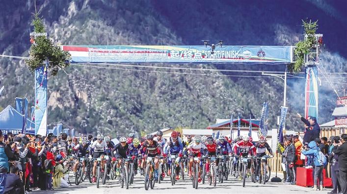 第8届巴松措环湖赛4月30日举行 4月8日开始报名