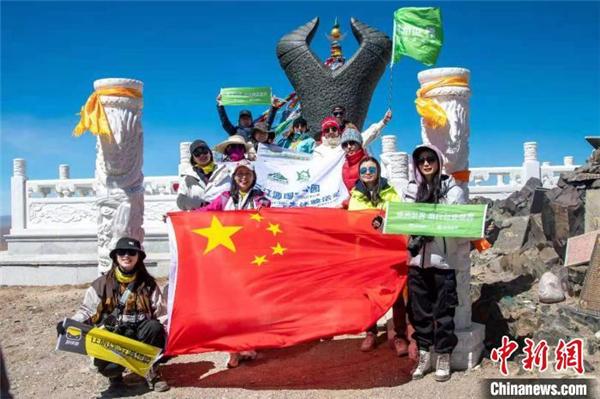 三江源国家公园黄河源园区迎来首批生态体验访客