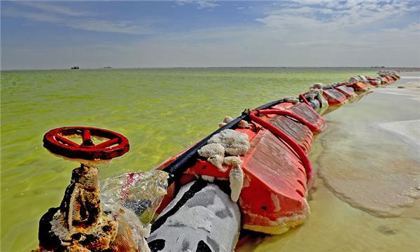 美哉,察尔汗大盐湖