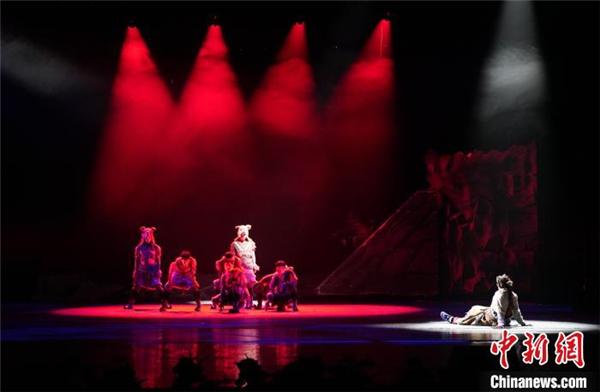 大型音乐剧《卓玛姑娘》在青海玉树迎来首场公演