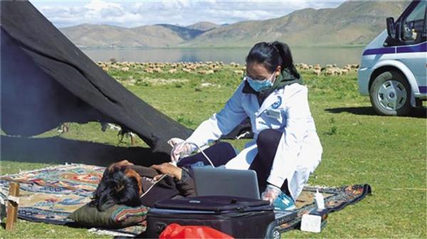《西藏医事》在cctv9央视纪录频道开播
