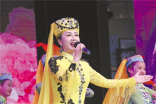 """第十八届西北五省(区)""""花儿演唱会及艺术周启动"""