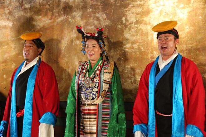 传统与当代融合 西藏启动公共文化教育系列活动