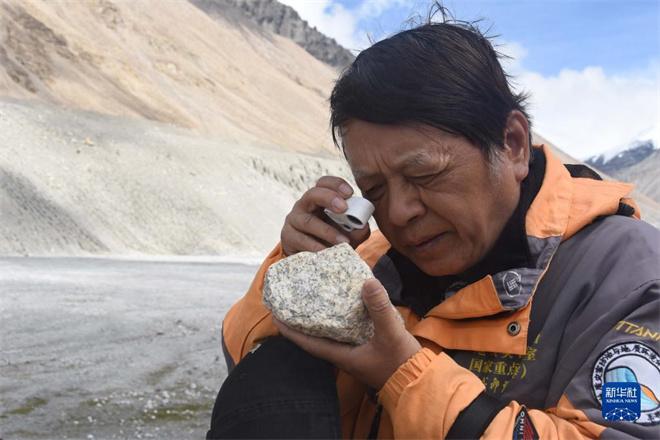 为期28天 中科院科考队考察喜马拉雅山脉灾害链