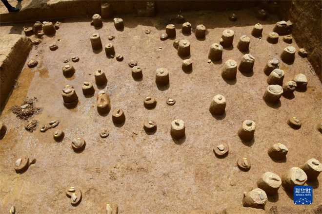 四川省稻城县皮洛遗址发现手斧、薄刃斧等
