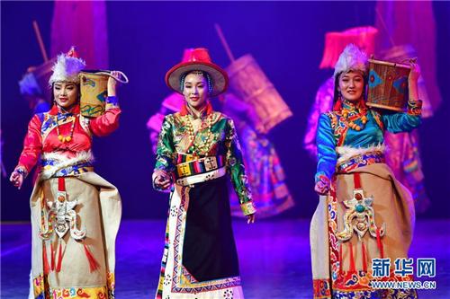 藏族传统歌舞乐《金顶梵音-拉卜楞》恢复公演2.jpg