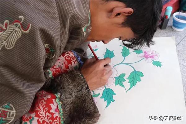 马才成:雪域高原上的非遗传承人2.jpg