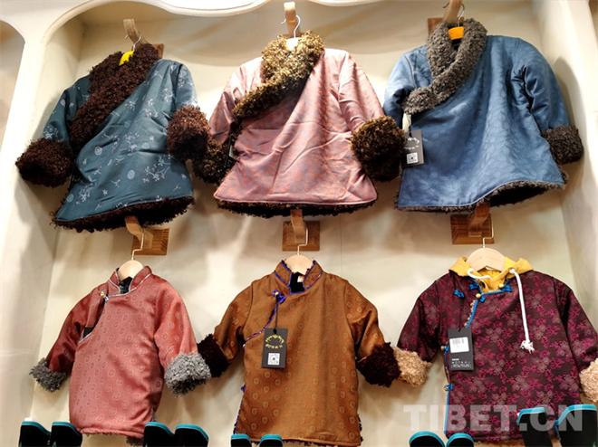 特色鲜明的藏式童装 传统也时尚9.jpg