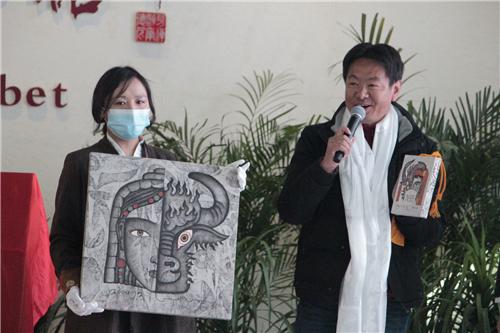 """西藏牦牛博物馆举行""""5.18国际博物馆日""""系列活动.jpg"""