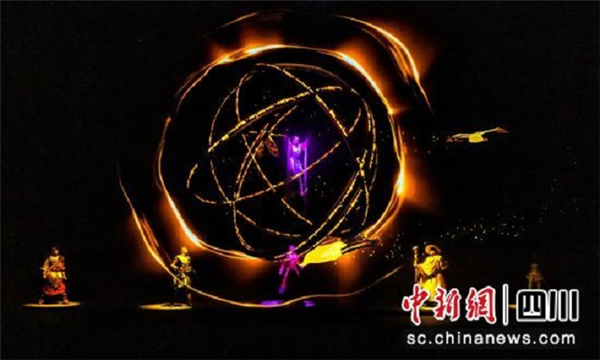 全国首台藏地大型浸没式冒险秀《亚丁·藏地密码》将于6月首演3.jpg
