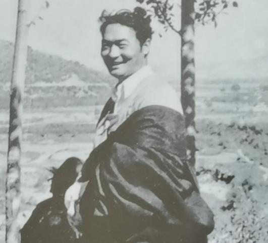 【百年辉煌·甘南文华】著名诗人丹真贡布