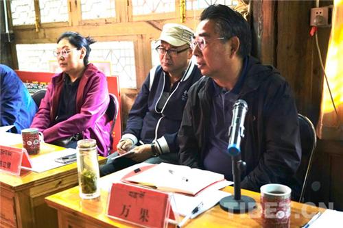 一带一路与藏传佛教发展研究专家座谈会在西宁举行3.jpg