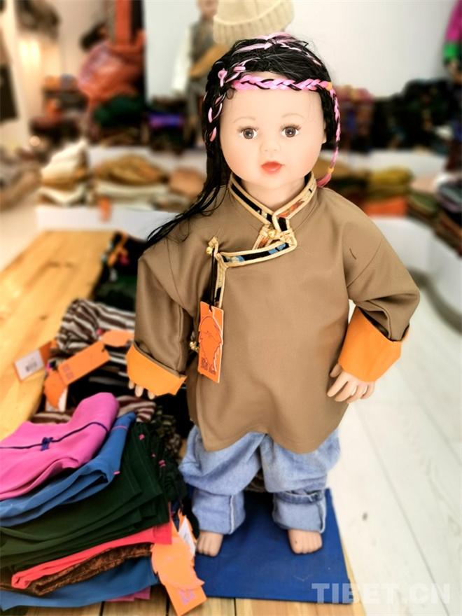 特色鲜明的藏式童装 传统也时尚6.jpg