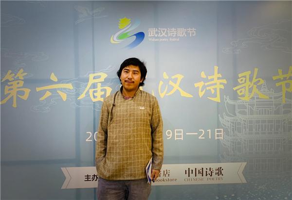 藏族青年诗人诺布朗杰诗集《拾句集》出版1.jpg