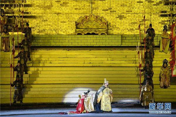 大型实景剧《文成公主》举行2021年首演3.jpg