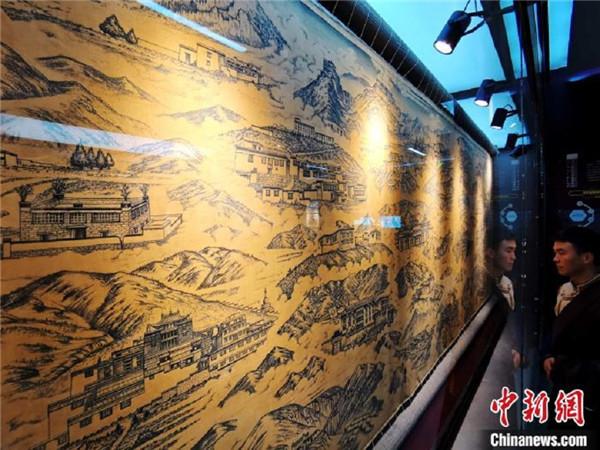 青海大学民族医学博物馆揭牌 展示三十五种中国民族医药5.jpg