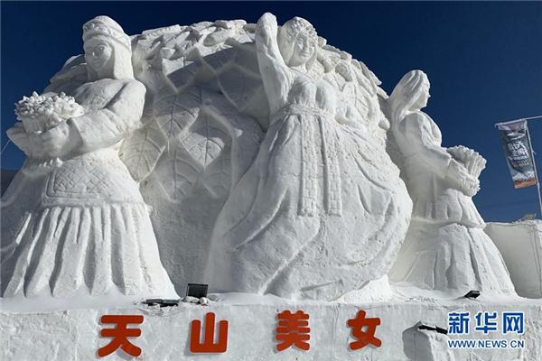 雪山、冰雕、滑雪……冬日祁连旅游的正确打开方式6.jpg