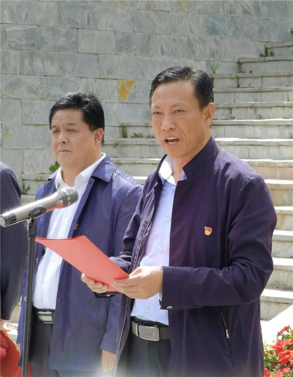 甘南州文联举办纪念建党100周年红色题材文学创作采风活动2.jpg