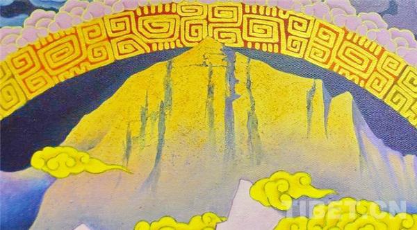 画家叶星生与人民大会堂壁画《珠峰叠彩》的故事7.jpg