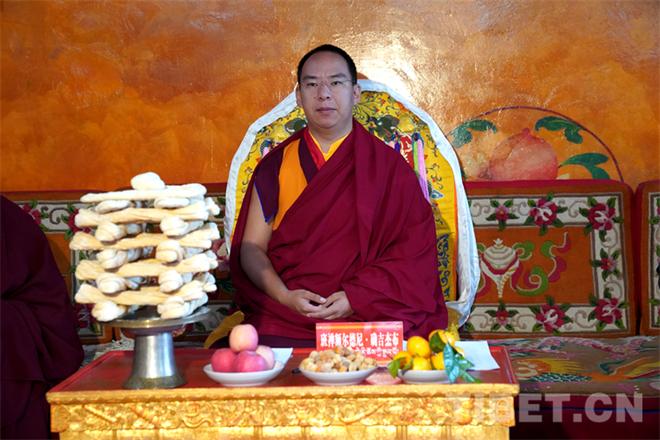 纪念喇嘛次仁座谈会在西藏日喀则扎什伦布寺召开2.jpg